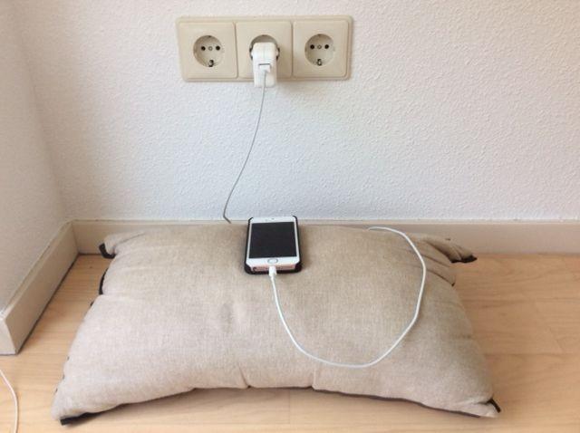 telefoon-batterij-opladen